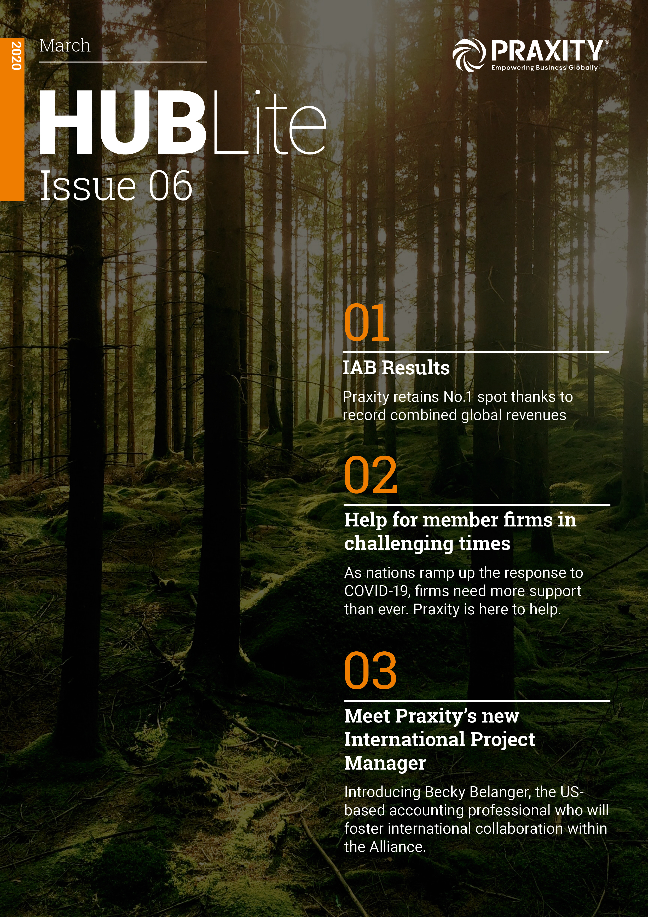 HUB Lite Issue 06